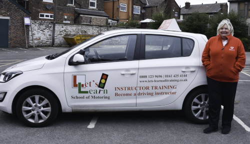 Driver Training With Jacqui