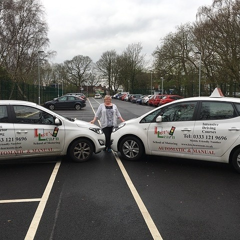 Driving Instructor Training With Jacqui